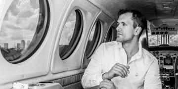 Flapper's CEO Paul Malicki.