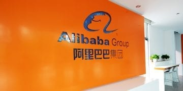 Alibaba group's office