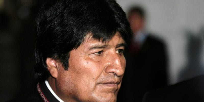 Evo Morales resign as Bolivian President