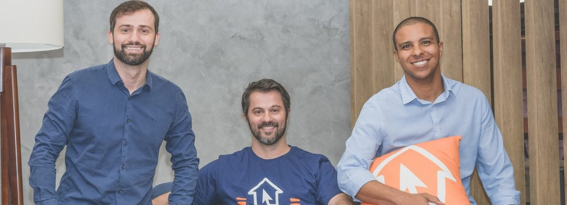 Brazilian e-commerce MadeiraMadeira founders