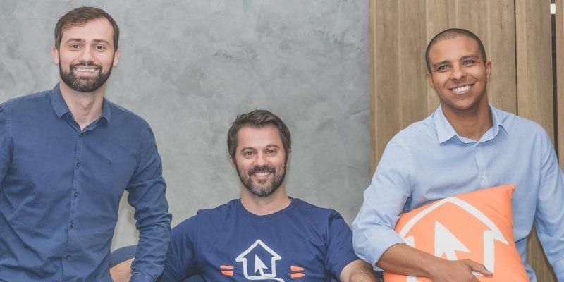 Brazilian e-commerce MadeiraMadeira founders