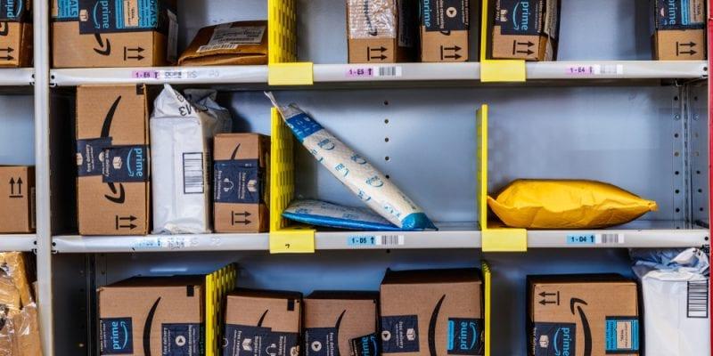 Amazon opens its first Brazilian distribution center outside São Paulo