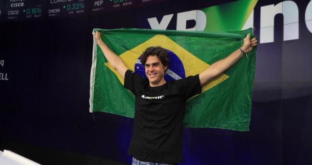 Guilherme Benchimol XP's CEO