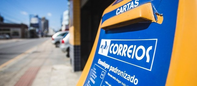 UPS is interested in buying Correios