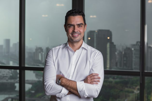 DAZN's executive vice president in Brazil, Bruno Rocha