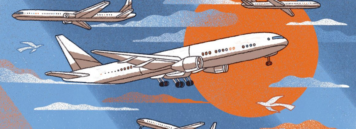 The low-cost revolution in Latin America's air travel