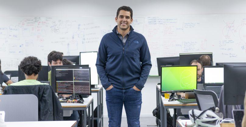 Lucas Moraes Olivia's app cofounder