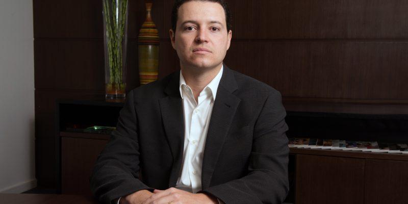 Rafael Menin, copresident of the Brazilian construction business MRV.