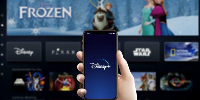 Disney+ is valued in $100 billion