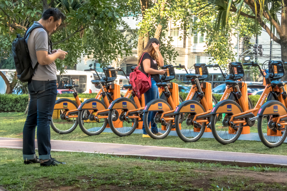 Brazilian Tembici to expand shared bicycle service in Latin America