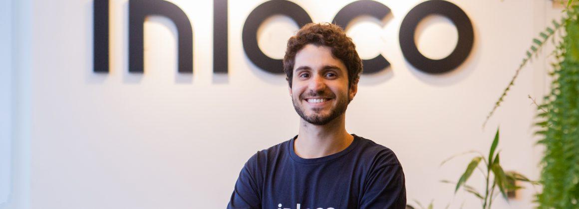 Startup In Loco's CEO André Ferraz.