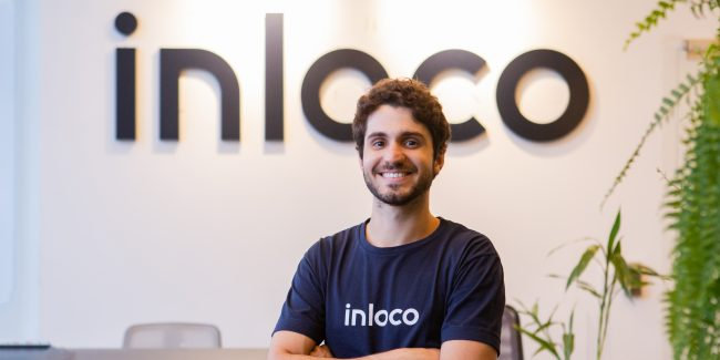 Startup In Loco's CEO André Ferraz.