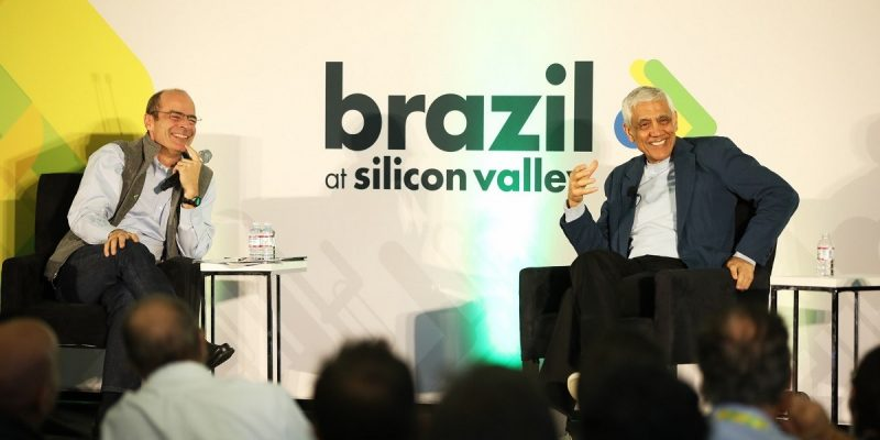 Brazil at Silicon Valley conference adopts digital format
