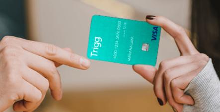 Brazilian fintech Trigg credit card
