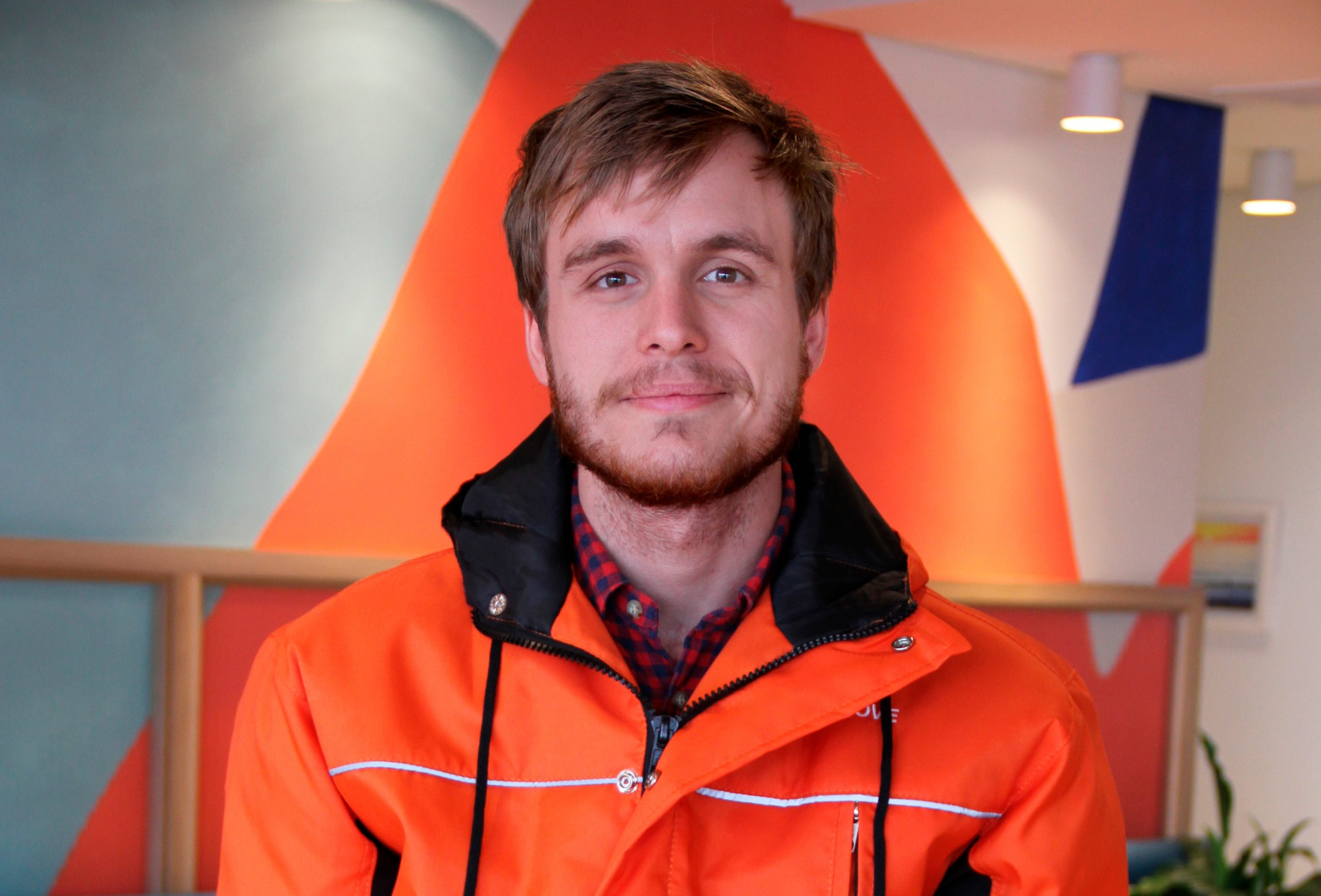 Phillipe Rambaud, Business Expansion Manager at logistics startup Lalamove.