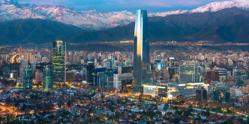 Coronavirus could strongly impact the economy of Chile and Peru in Latin America
