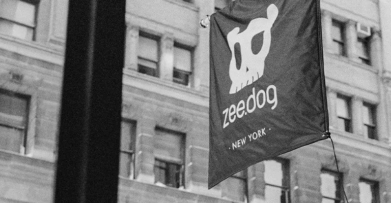 Ecommerce store Zeedog in New York