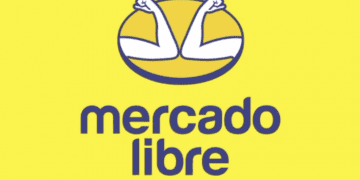 E-commerce giant mercado libre new logo