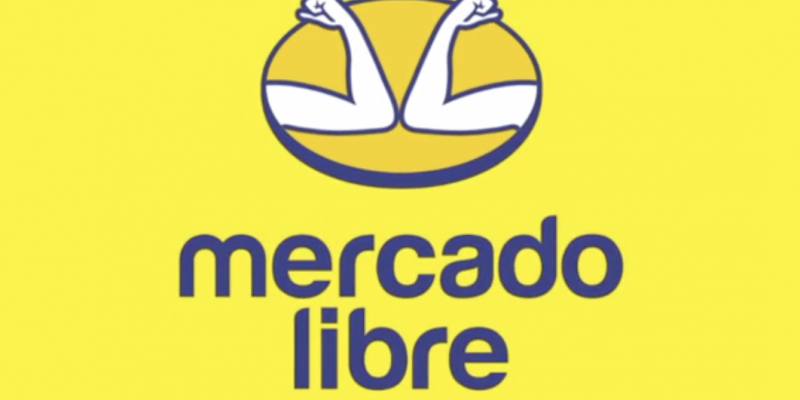 E-commerce giant mercado libre new logo