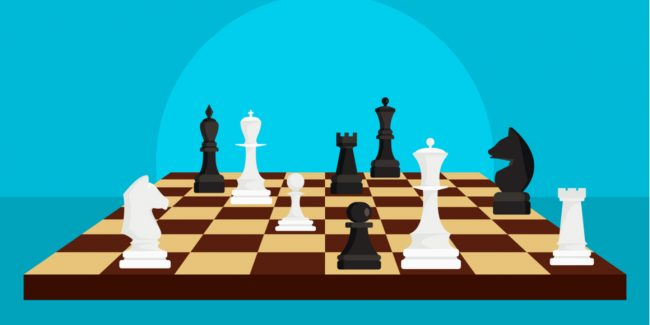 Keeping in line with the chess analogies, In a world where customer is king, localization is queen.