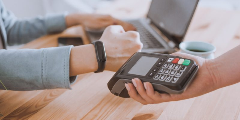 wearable payment device