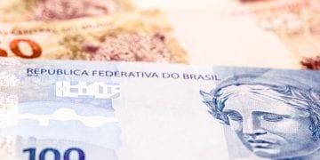 Brazilian currency reais
