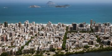 Ipanema neighborhood, in Rio de Janeiro.