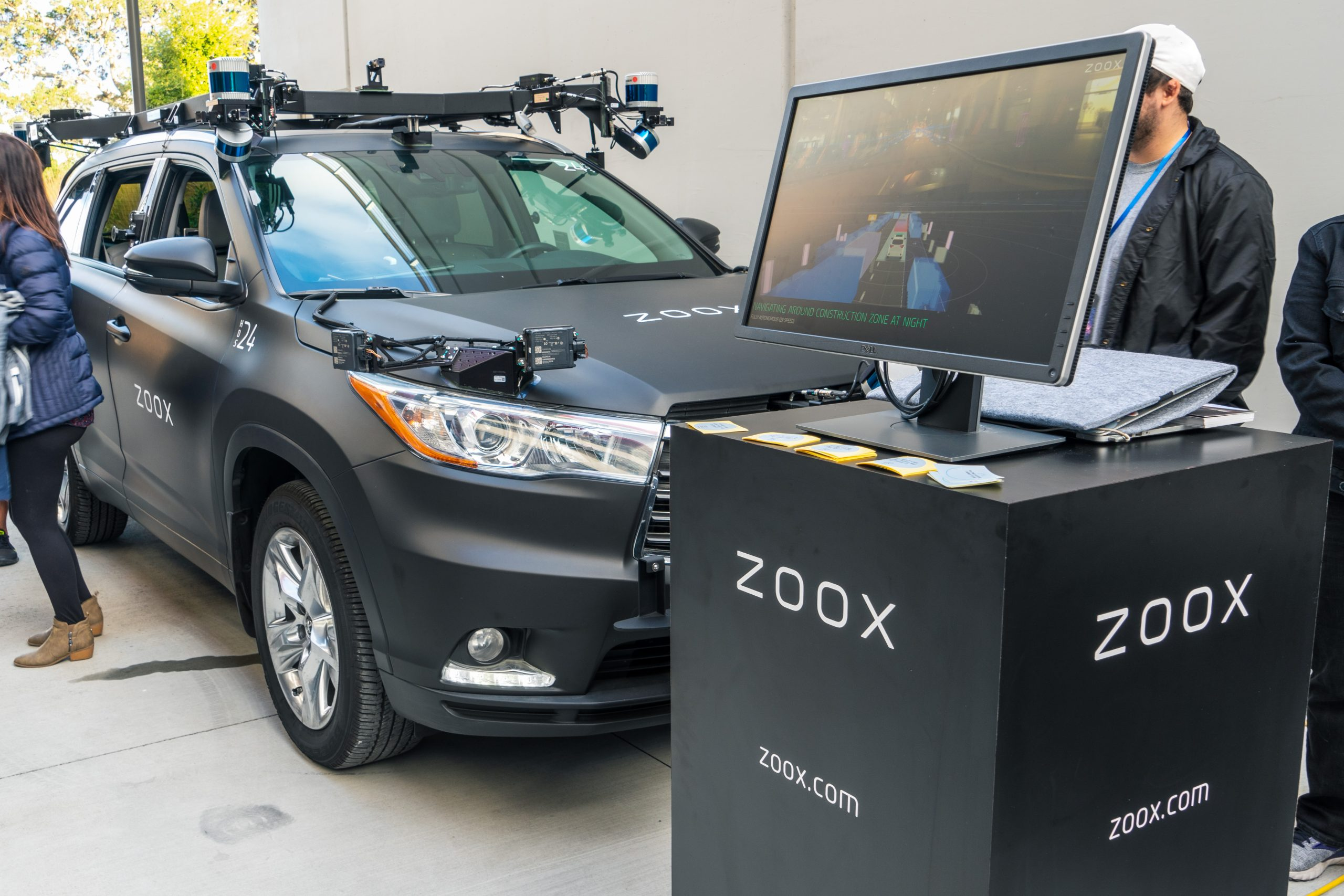 Amazon buys self-driving cars startup Zoox for $1.2 billion