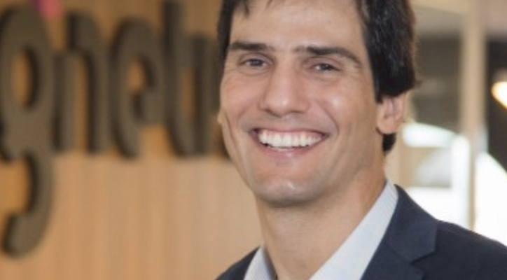 Luciano Tavares, founder and CEO at Magnetis