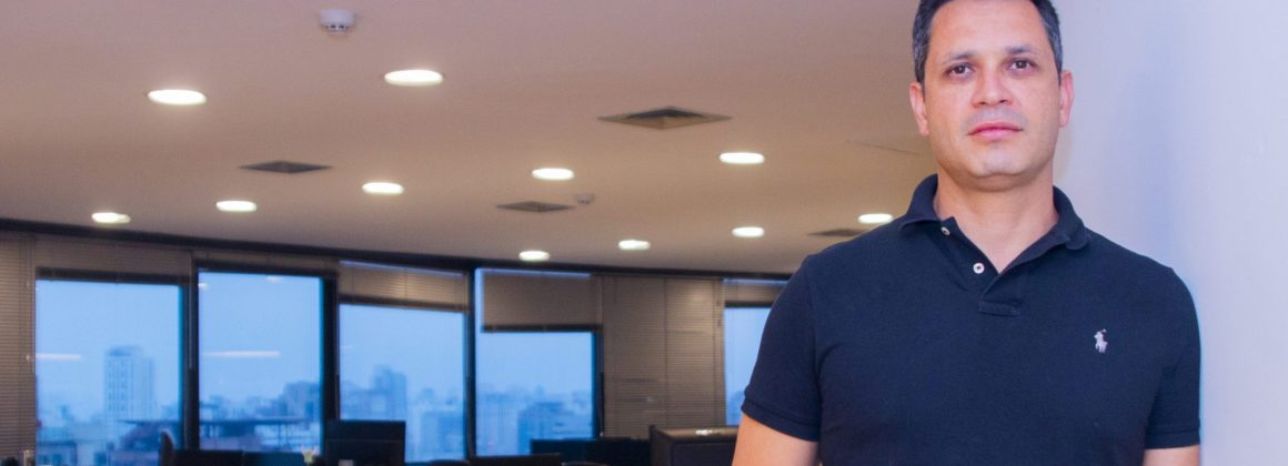 FitBank's CEO Otavio Farah.