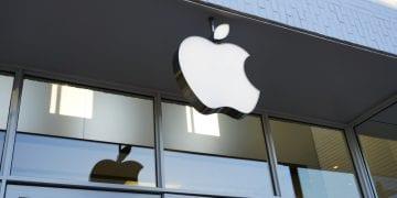 apple store facade