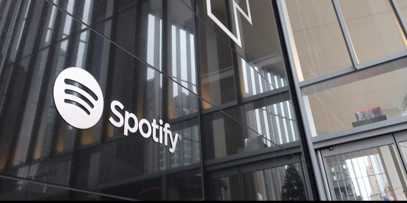 Spotify headquarters New York