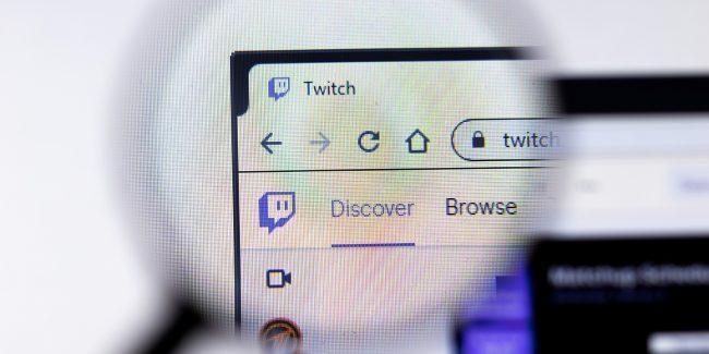 Twitch site